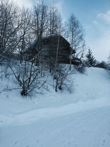 Photo for Beautiful Chalet on the slopes in La Plagne Montalbert