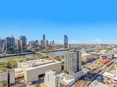 Photo for CITY VIEW | Luxury 2Bed APT @ South Brisbane QSB038