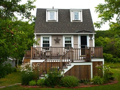 Photo for Two Bedroom Historic Cottage @ Goose Rocks - Sleeps 5,Great location near beach