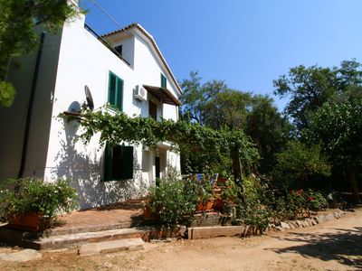 Photo for Beautiful villa is situated along one of the most charming coast-lines