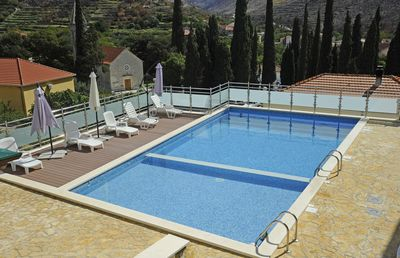 Photo for Apartment with swimminig pool no.1-2