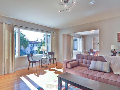 Photo for Modern and Sunny Dolores Park Condo