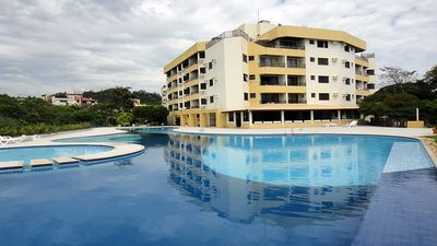 Photo for Apartment with 2 rooms. sea and pool