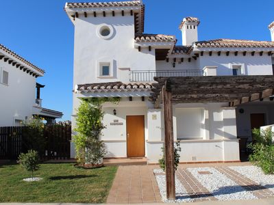 Photo for 'Casa Flora' Townhouse Villa at Mar Menor Luxury Golf Resort and Spa