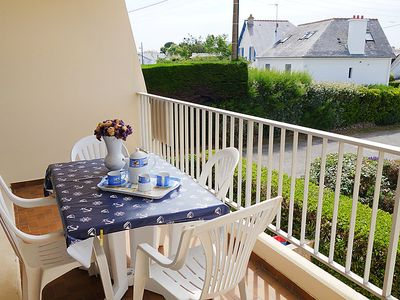 Photo for One bedroom Apartment, sleeps 5 in Quiberon with WiFi