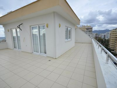 Photo for Mahmutlar Duplex - with swimming pool, own sauna and outdoor area