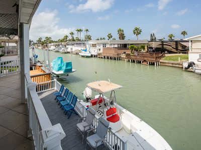 Photo for Waterfront dog-friendly condo with shared pools and hot tubs, golf, and more