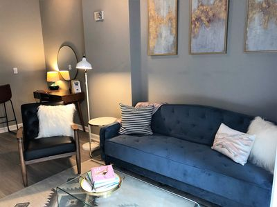 Photo for Nashville Apt w/Southern Comfort/Contemporary Feel