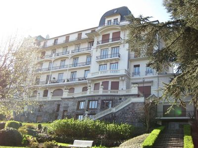 Photo for T3 apartment in prestigious building, Evian les Bains, downtown