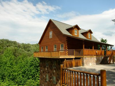 Gatlinburg Cabin In The Mountains REDNECK VRBO - 7 bedroom cabins in gatlinburg tn
