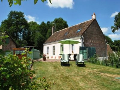 Photo for Gite Monthodon, 3 bedrooms, 8 persons