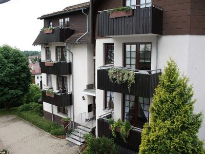 Photo for modern apartments with balcony and view - Ferienwohnung Waldblick in Bad Sachsa Harz