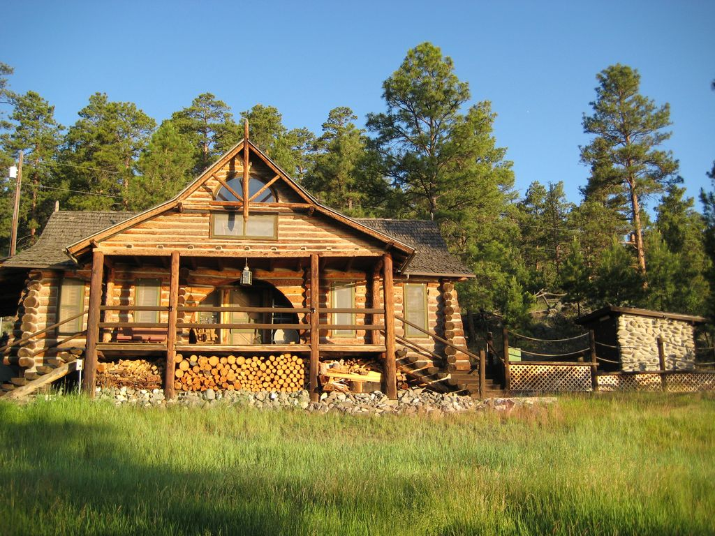 Historic Unique 1890 S Log Cabin At Canyon Ferry Lake Helena
