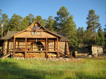 Historic Unique 1890's Log Cabin At Canyon Ferry Lake