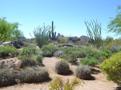 Photo for Troon North - 2 Bedroom, 2 Bath, on #9 of Monument, view of Pinnacle Peak