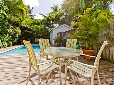 Photo for JASMINE PLACE -  Old Town Weekly Rental with Private Pool, Historic 2BD/2BA