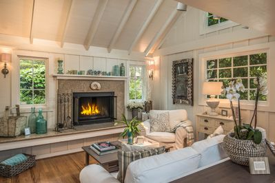 """~  - Welcome to """"Sanctuary-by-the-Sea""""! The perfect Carmel beach cottage."""