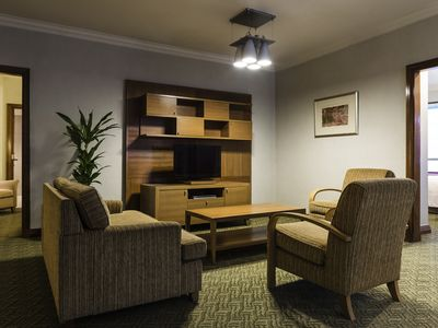 Photo for Luxurious 2 Bedroom Apartment for 4 pax