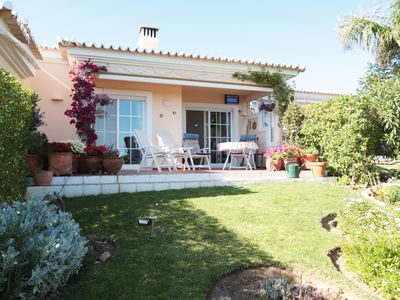 Photo for Fabulous two bedroom cluster villa with garden