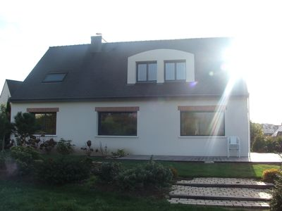 Photo for Family house View and access to Ria d'Etel