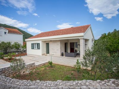 Photo for House in Mali Ston (Pelješac), capacity 4+2