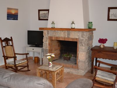 Photo for Ideal for families and couples cottage. Near the beach Es Trenc.
