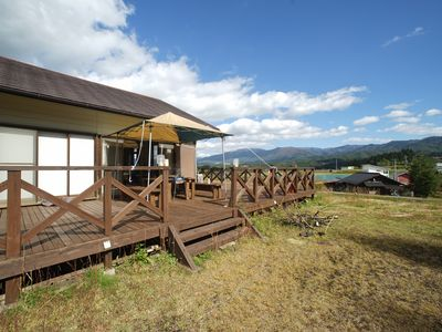 Photo for One cottage rental ☆ BBQ, karaoke by the number of people!