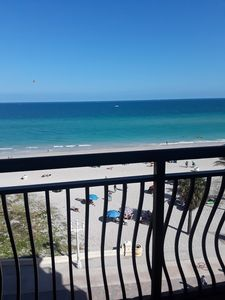 Photo for Enjoy our oceanview condo with new bathroom & furniture!