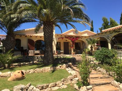 Photo for Villa Near The Beach In L'hospitalet De L'infant, Costa Dorada, Spain