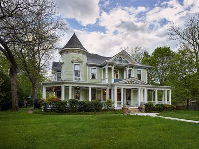 Photo for Historic Victorian mansion for events and overnight accommodations - in-town ATL