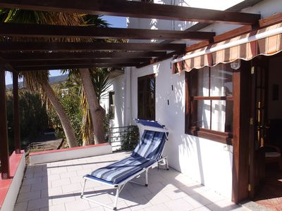 Photo for Casa Lucia on the sunny west side of La Palma with an unforgettable sea view