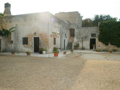 Photo for 35m²Studio in 160Ha bio estate with vineyard and olive grove