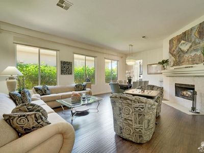 Photo for Beautiful Free Standing Home with Chefs Kitchen in Gated Rancho Mirage Community