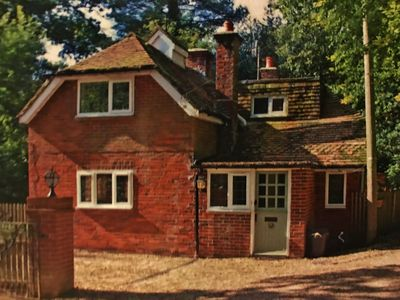 Photo for The Squirrels  is a charming detached cottage in the New Forest National Park
