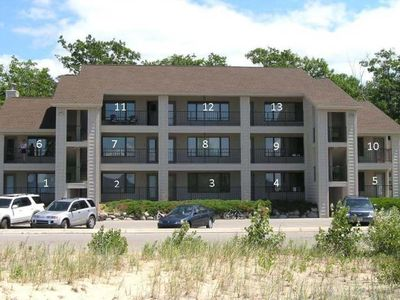 ELK RAPIDS GRAND TRAVERSE BAY CONDO #12
