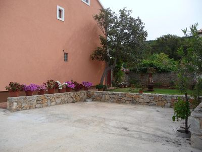 Photo for Three bedroom apartment with terrace Veli Lošinj, Lošinj (A-11495-b)