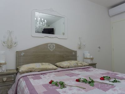 "Photo for Landlord ""6incentro"" guest house room ""Romantica"""