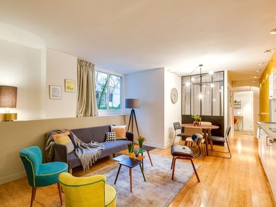 Photo for Apartment 847 m from the center of Paris with Internet, Washing machine (738352)