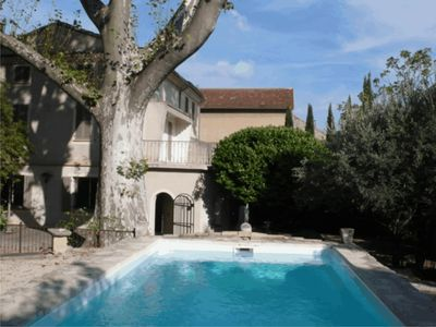 Photo for A haven of peace of 700 m² with swimming pool in the heart of Carpentras