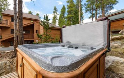 Photo for White Cap Lodge: 4 BR / 3 BA townhome in Breckenridge, Sleeps 9