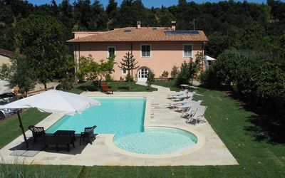 Photo for Total Relaxation in Tuscany. Newly remodeled with pool and tennis. Sleeps max 8