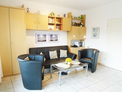 Photo for Apartment Seemöwe in Norddeich - 2 persons, 1 bedrooms