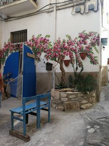 Photo for Quaint antique style apartment in the center of Rhodes g.