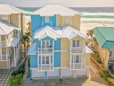 Photo for Dune Our Thing, 4 Bedroom/4 Bathroom Beach Front Home, Great Views, Sleeps 10