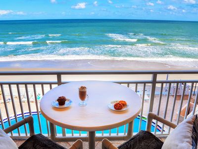 Photo for Penthouse Ocean Front! Million$ View & Brand New!