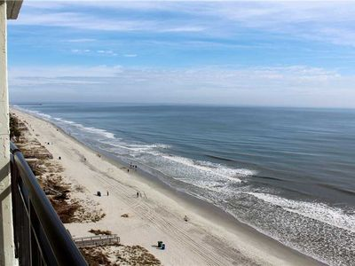 Photo for Ocean Front One Bedroom Condo with Breathtaking Views and Multiple Onsite Pools