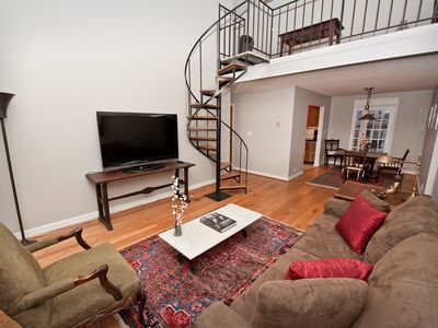 Photo for Large WWII Era Two-bedroom + Loft Unit In Shirlington Near Pentagon