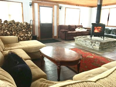 Photo for Sleeps 18+ With Hot Tub. 9 Miles To Both Killington and Okemo