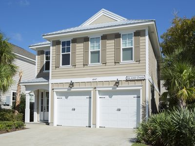 Photo for · New 4BR Home with Private Pool and garage - Quietly in North Beach Plantation