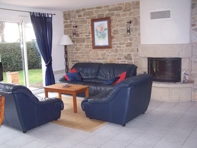 Photo for DETACHED HOUSE 6 PEOPLE ST JACQUES